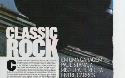 CLASSIC ROCK – Revista 4 Rodas 2004